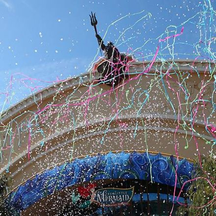 Ariel's Undersea Adventure Grand Opens