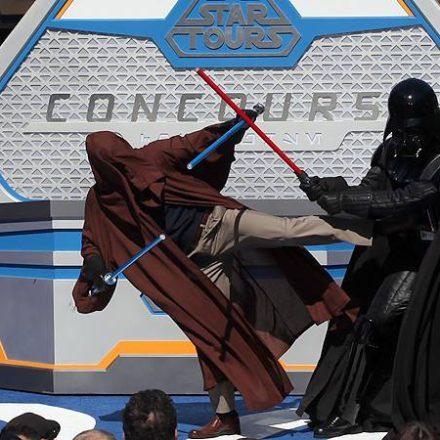 Disneyland's New Star Tours Turns One
