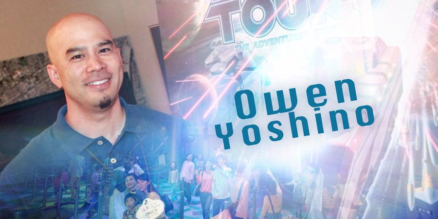Owen Yoshino: Creative Director