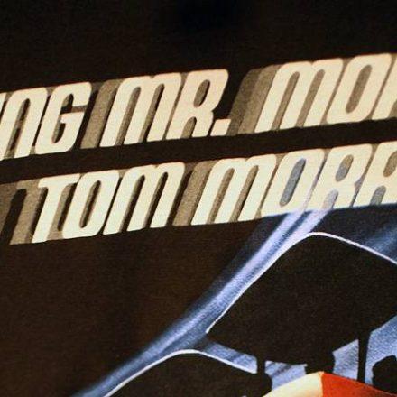 Paging Mr Tom Morrow