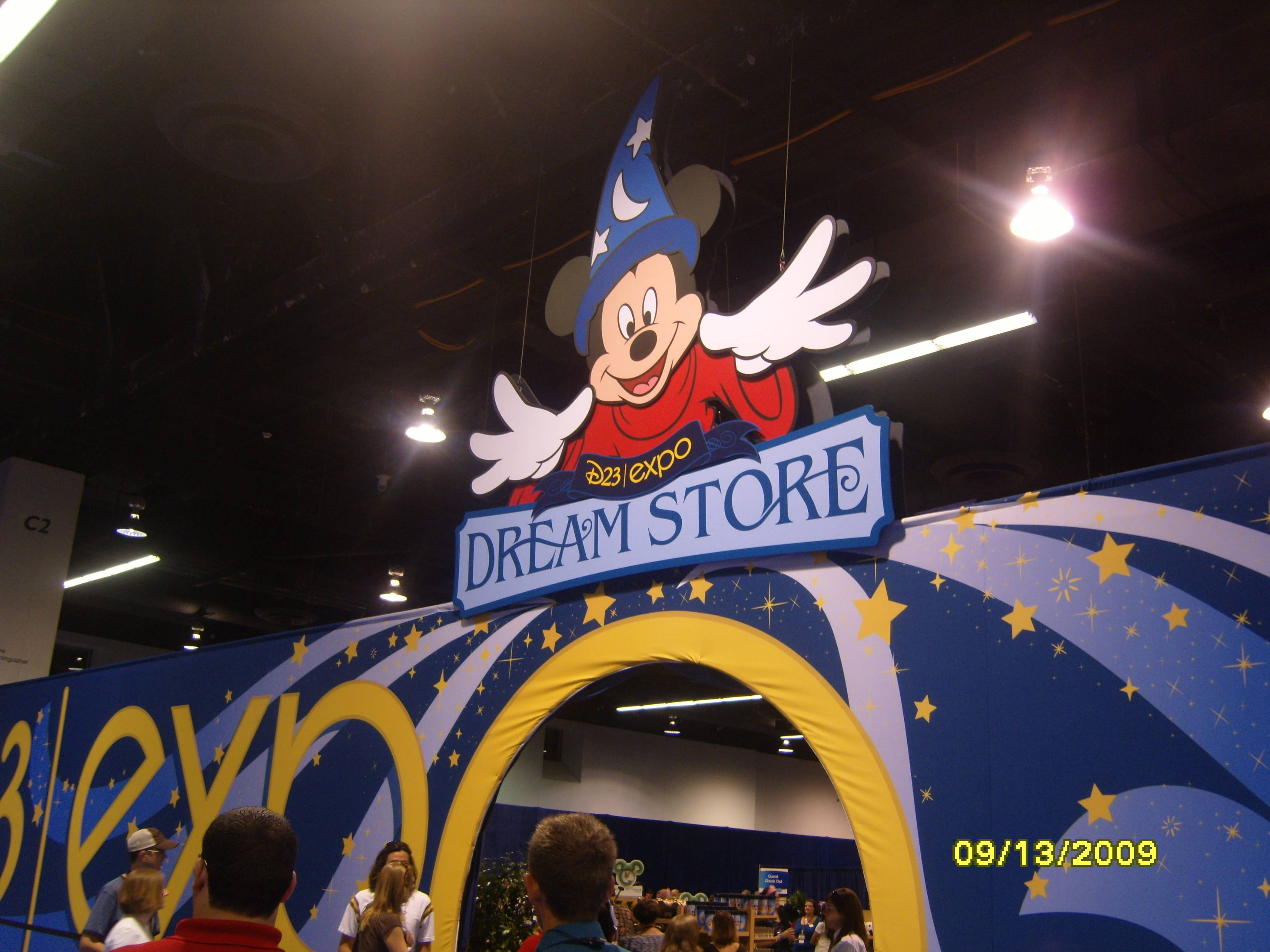 D23 Expo: Dream Store