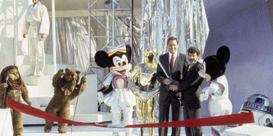 Happy 25th Star Tours!