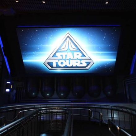 Star Tours wins Thea Award