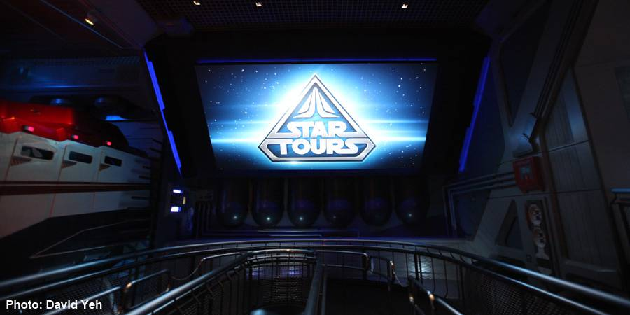 Tour Star Tours via D23 2011 Auction