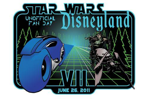 Unofficial Star Wars Fan Day Disneyland 2011
