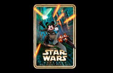 2013 Star Wars Weekends Logo