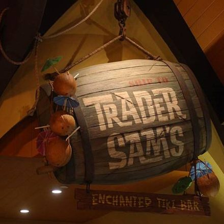 Trader Sam, Meet Indiana Jones