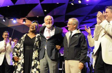 John Williams 80th Birthday Celebration Concert at Tanglewood Music Festival