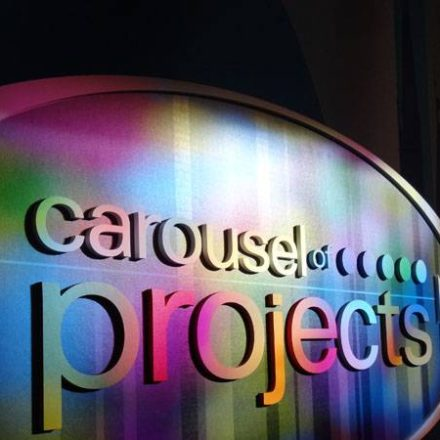 2011 D23 Expo- carousel of projects