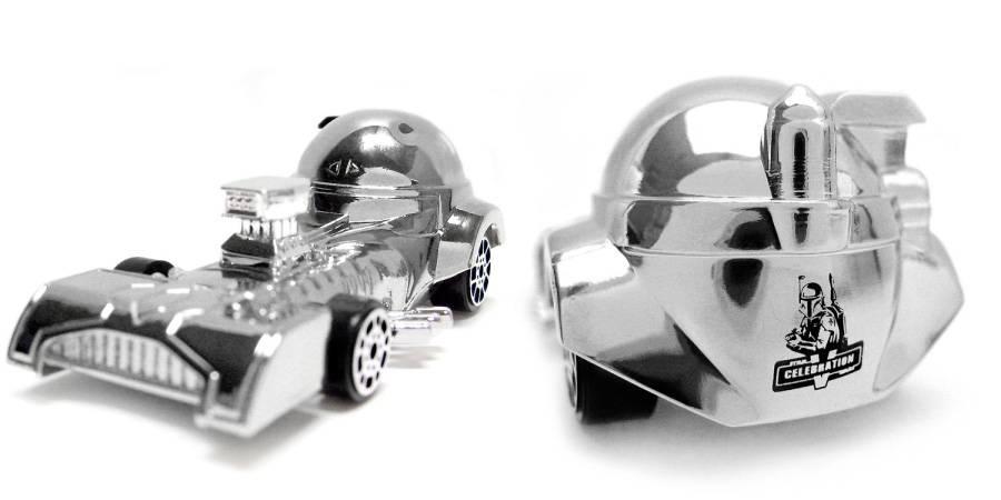 Boba Fett Racer CV Exclusive