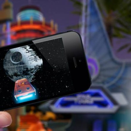 Disneyland Explorer iPhone App