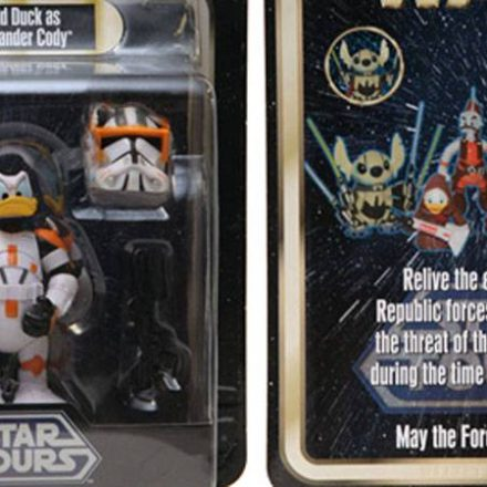 Disney as Star Wars characters wave 5 arrive in March