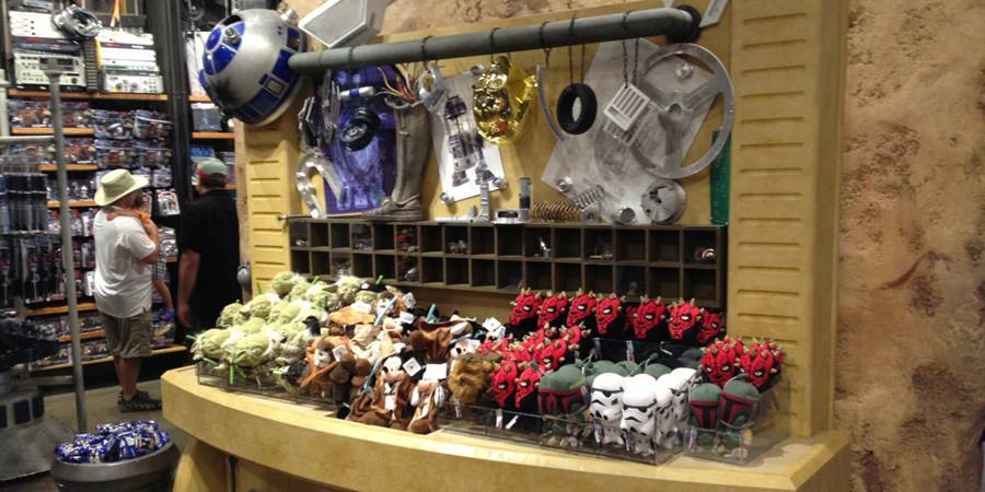 Disney Hollywood Studios Droid Factory Update