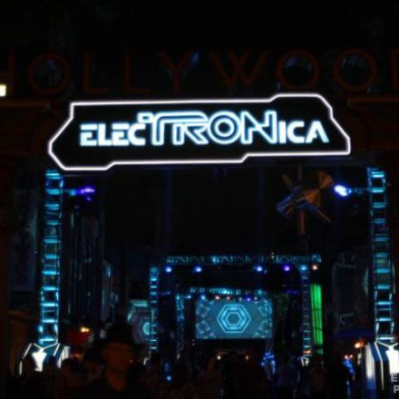ElecTRONica Electrifies Disney California Adventure Nights