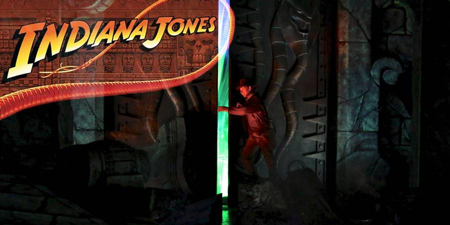 20 years of Indiana Jones Adventure: The Temple of the Forbidden Eye