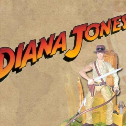 "Disney Parks – Indiana Jones – Temple of Doom 7"" Action Figure"
