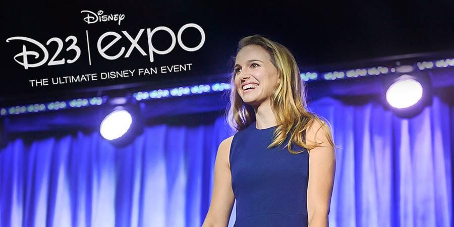 D23 Expo 2013: Walt Disney Studios Live Action Presentation
