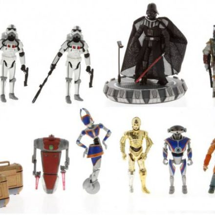 Star Tours 2 Hasbro Figures