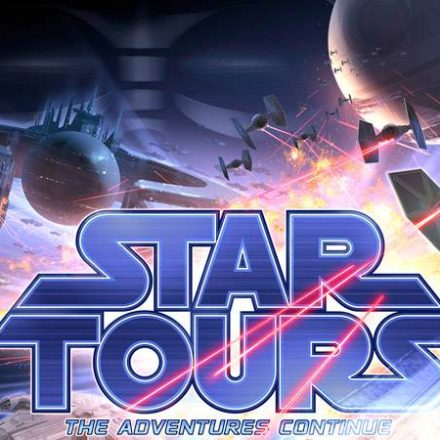 Star Tours Grand Opening Webcast