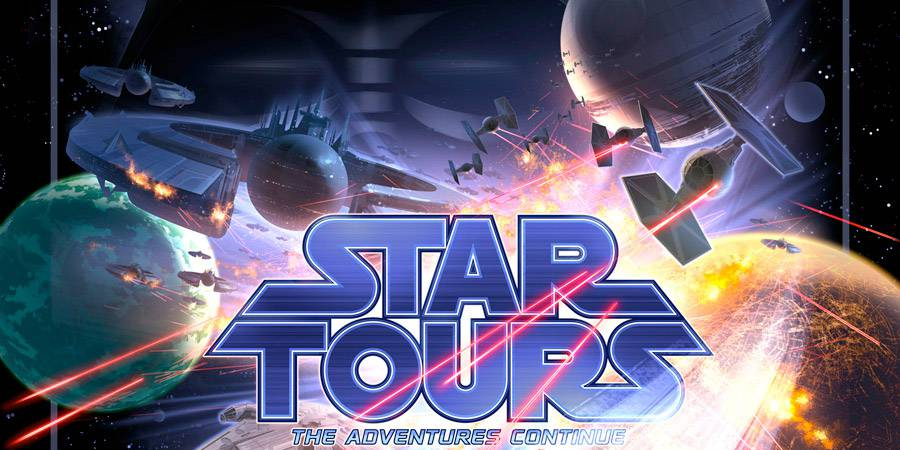 Star Tours 2 Poster Unveiled