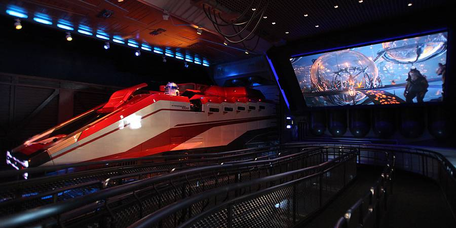 Star Tours: The Adventures Continue to expand