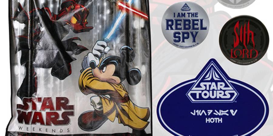 Star Wars Weekends 2012 Exclusive Merchandise