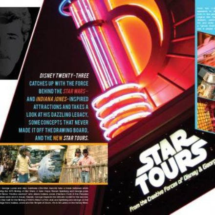 Wired.com Previews D23 Magazines Star Tours article
